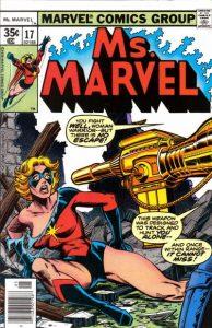 Ms. Marvel #17 (1978)