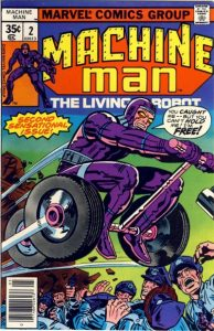 Machine Man #2 (1978)