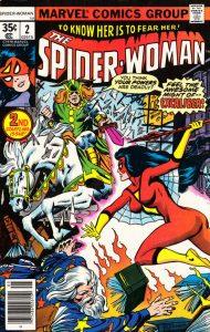 Spider-Woman #2 (1978)
