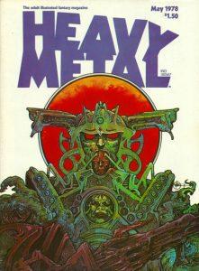 Heavy Metal Magazine #14 (1978)