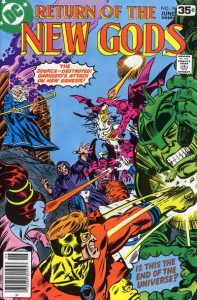 The New Gods #18 (1978)