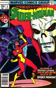 Spider-Woman #3 (1978)