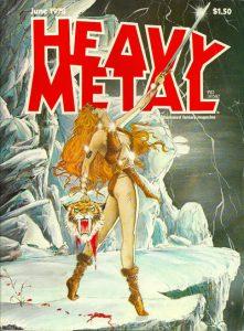Heavy Metal Magazine #15 (1978)