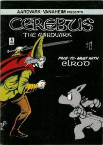 Cerebus #4 (1978)