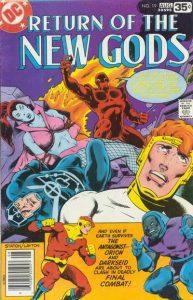 The New Gods #19 (1978)