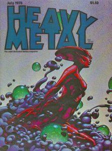 Heavy Metal Magazine #16 (1978)