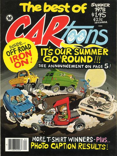 CARtoons #[104] (1978)