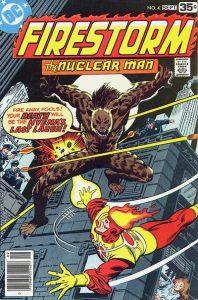 Firestorm #4 (1978)