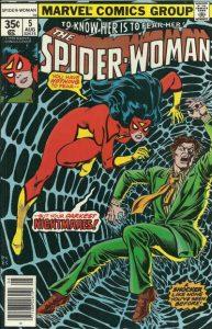 Spider-Woman #5 (1978)