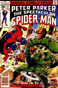 The Spectacular Spider-Man #21 (1978)