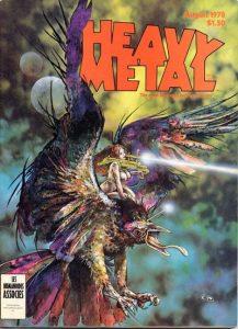 Heavy Metal Magazine #17 (1978)