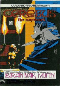 Cerebus #5 (1978)