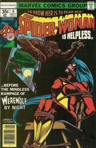 Spider-Woman #6 (1978)