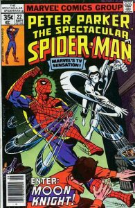 The Spectacular Spider-Man #22 (1978)