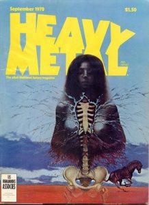 Heavy Metal Magazine #18 (1978)
