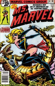 Ms. Marvel #20 (1978)