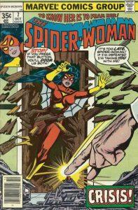Spider-Woman #7 (1978)