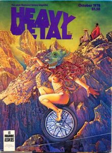 Heavy Metal Magazine #19 (1978)