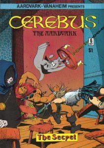 Cerebus #6 (1978)