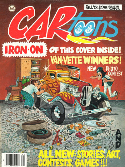 Best of CARtoons #4 (1978)