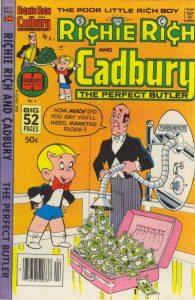 Richie Rich & Cadbury #4 (1978)