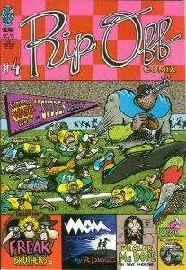Rip Off Comix #4 (1978)