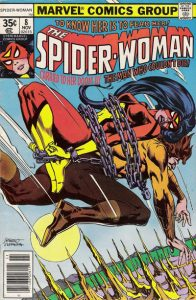Spider-Woman #8 (1978)