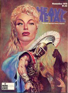 Heavy Metal Magazine #20 (1978)