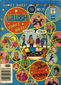 Laugh Comics Digest #19 (1978)