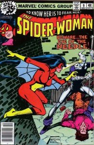 Spider-Woman #9 (1978)