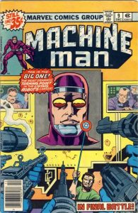 Machine Man #9 (1978)