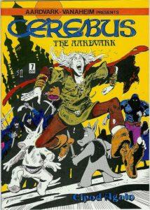 Cerebus #7 (1978)