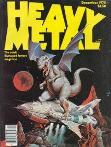 Heavy Metal Magazine #21 (1978)