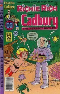 Richie Rich & Cadbury #5 (1979)