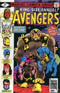 Avengers Annual #9 (1979)