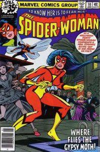 Spider-Woman #10 (1979)