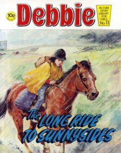 Debbie Picture Story Library #11 (1979)