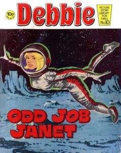 Debbie Picture Story Library #10 (1979)