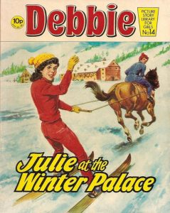 Debbie Picture Story Library #14 (1979)
