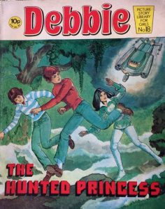Debbie Picture Story Library #18 (1979)