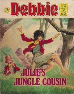 Debbie Picture Story Library #21 (1979)