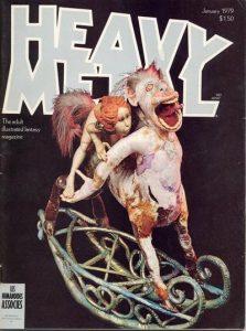 Heavy Metal Magazine #22 (1979)