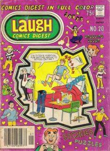Laugh Comics Digest #20 (1979)
