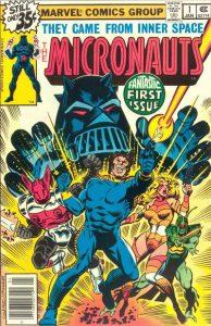 Micronauts #1 (1979)