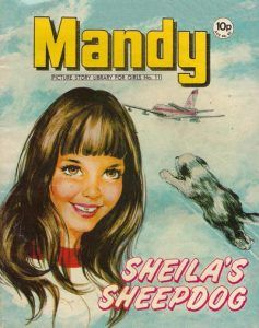 Mandy Picture Story Library #11 (1979)