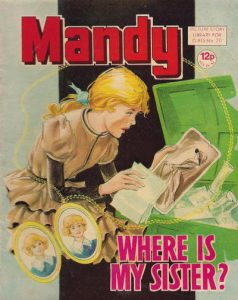 Mandy Picture Story Library #20 (1979)