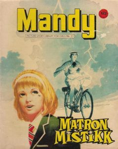 Mandy Picture Story Library #21 (1979)