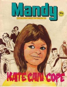 Mandy Picture Story Library #12 (1979)
