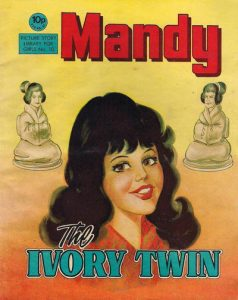 Mandy Picture Story Library #10 (1979)