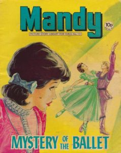 Mandy Picture Story Library #13 (1979)